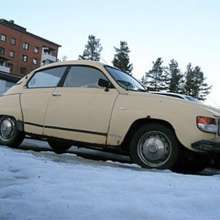 Saab, en mission!