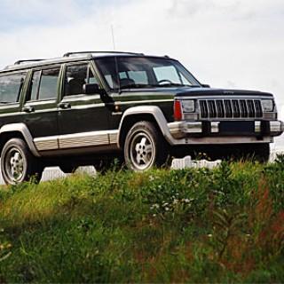 Grattis Jeep Cherokee!