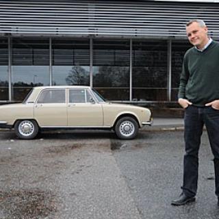 Grattis Alfa Romeo Berlina!