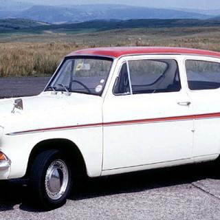 Ford Anglia 1959–1966
