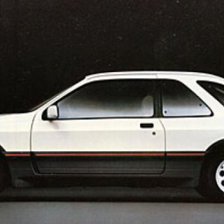 Ford Sierra mot konkurrenterna!