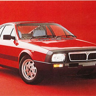 Kandidat #9 Lancia Beta Montecarlo 037 replika