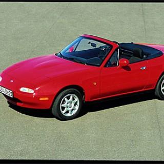Mazda MX-5 Miata 1990–1997