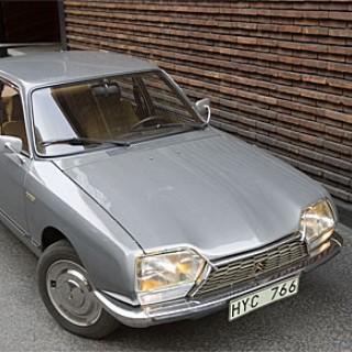 Citroën GS från början till slut