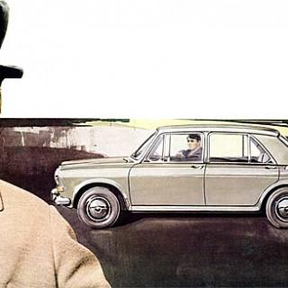 Reklamfilm för Leyland Princess