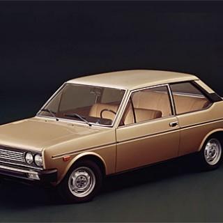 När Fiat 131 var snabbast
