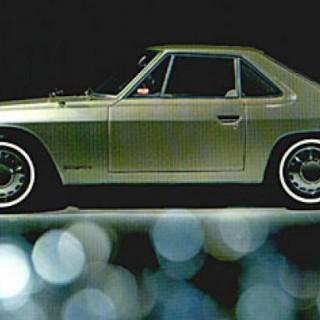 Nissans första Silvia