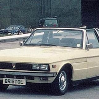 Bristol Cars i rekonstruktion