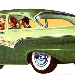 Grattis Ford Crown Victoria!