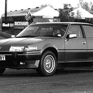 Design with style - Rover SD1