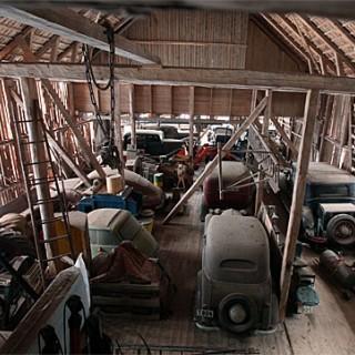 Bilsamling i Skåne – här skingras den