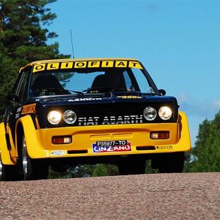 Grattis Fiat Mirafiori