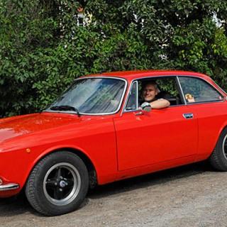 Alfa Romeo Giulia GT: höga stilpoäng