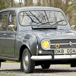 Hålla där: Renault 4 L-förare