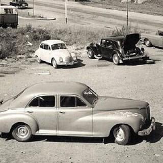 Packard blev Triumph som skar