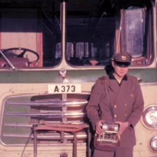 Den klåfingriga busskonduktören