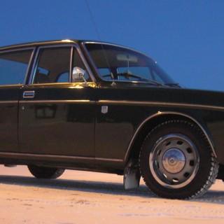 Volvo 164: Varde ljus!