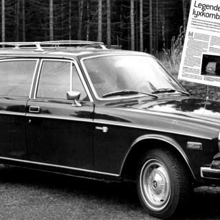 Volvo 165-träff i Bremen