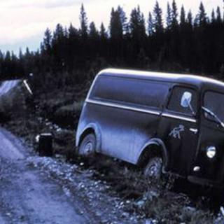 Glasspaus på Bilprovningen