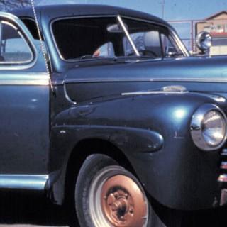 Ford får körförbud på Lidingö