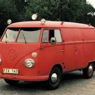 VW 1600 TL i brandutredning