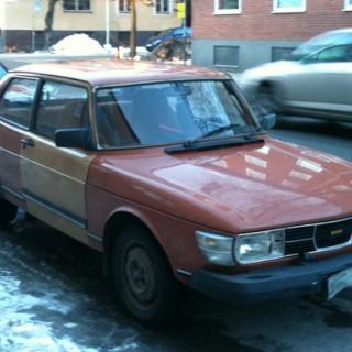 Volvo 164 agerar Volga i tv-serie