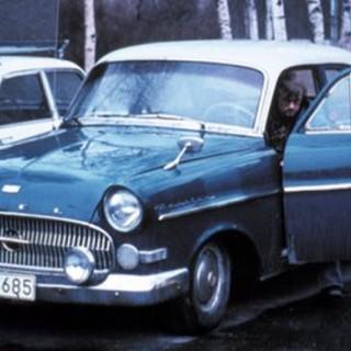 Ford Customline från Sundsvall