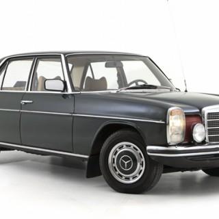 Navkapselmuseum, glasfronter & Mercedes-Benz