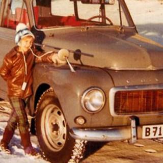 Ford Special och Kaknästornet