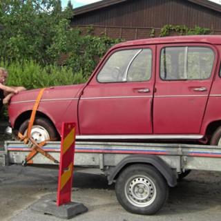 Peugeot 504: Hittekatten