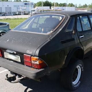 Ford Sierra: Nygammalt
