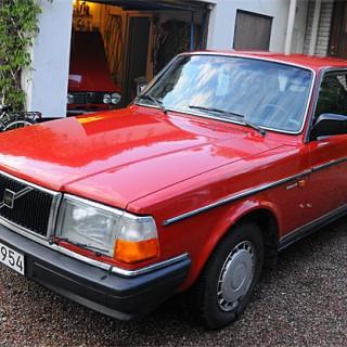 Volvo 240: Babianarsle fixat!