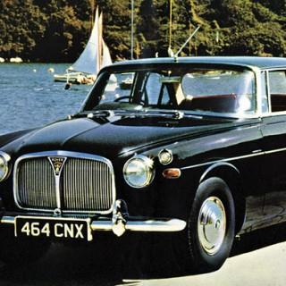 Rover, brittiskt manér US style