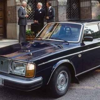 Grattis Volvo 262C!