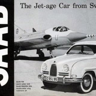 Alternativa SAAB - motorer