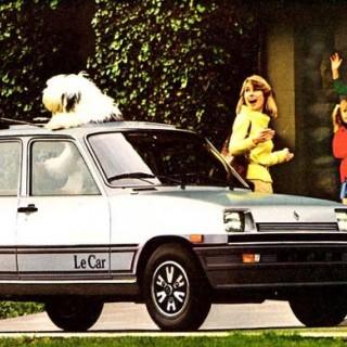 Film! Framtidsbilen Renault 16