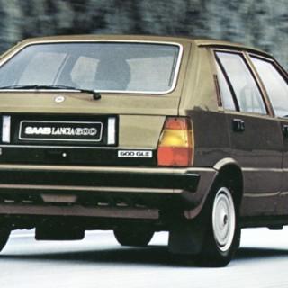 Saab-Lancia, här är en!