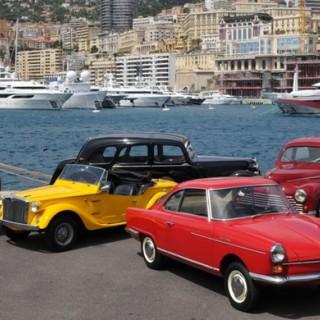 Semesterhälsning från Monaco