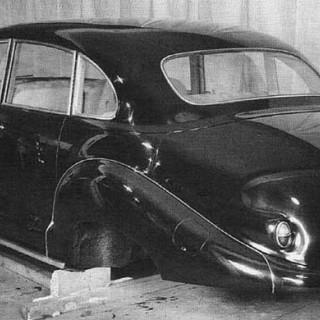 I ett hemligt hörn hos Reutters 1950