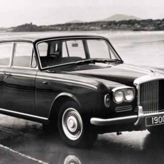 Rolls Royceträff i Trollhättan