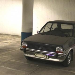 Ford Fiesta: Nu ska rutan på plats!
