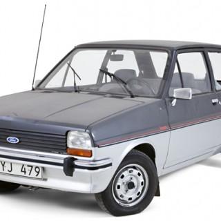 Ford Fiesta: Nu vaskar vi!