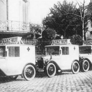 En dag i Brandenburg 1929