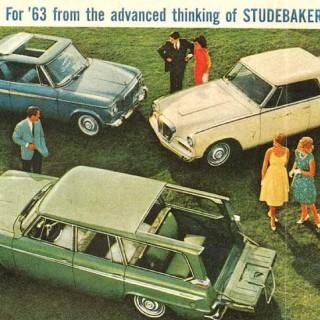 Grattis Studebaker Lark