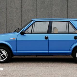 Grattis Fiat Ritmo!