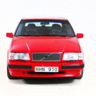 Unika designskisser på Volvo 850