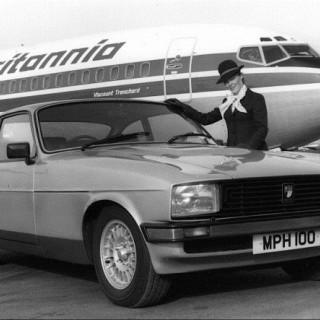 Bristol Britannia, planet kom bara att byggas i 85 exemplar 1952-1960, här får dock en DC-9 från Air Britannia stå för fonden. Den markbundna Britannia byggdes 1982-1994 och kompletterades med en turbomatad modell som fick heta Brigand.