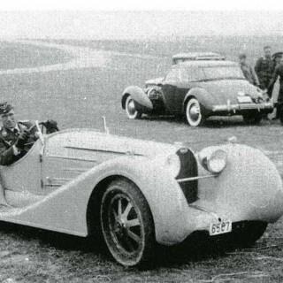 Michelottis Bugatti
