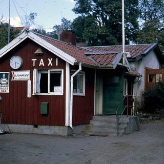 Esso: Uppsala Bangårdsgatan