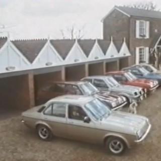 Grattis Vauxhall Chevette!
